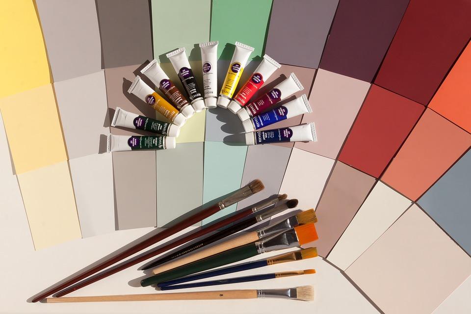 Arredamento colori